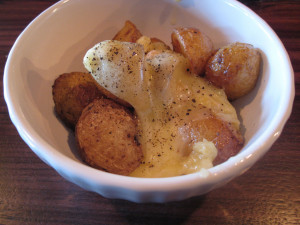 Raclette-Potato